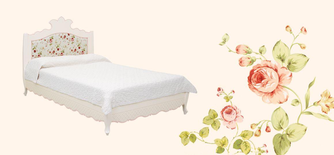 Полуторная кровать из натурального дерева обеспечит здоровый сон